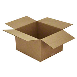 Brown Regular Slotted Containers