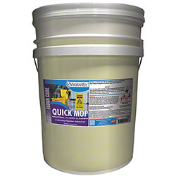 Quick Mop  Neutral Floor Cleaner - 5 Gal. Pail