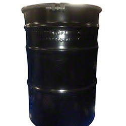 55 Gal. OH BL/GR Reconditioned w/Jam Nut Steel Drum