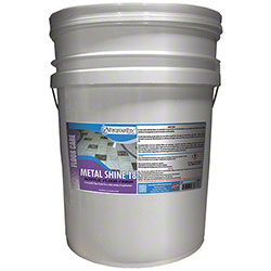 Metal Shine 18   Floor Finish - 5 Gal. Pail