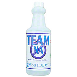 Team NA   Acid Free Bathroom Cleaner - Qt.