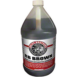 RB Brown Heavy Duty Automotive Degreaser - Gal.