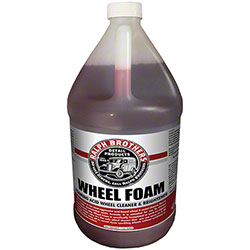 Wheel Foam Foaming Acid Wheel Cleaner & Brightener