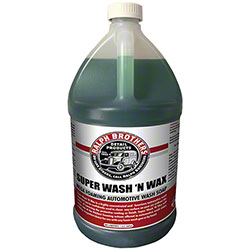Super Wash 'N Wax Mega Foaming Automotive Wash Soap