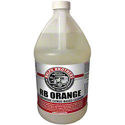 RB Orange D-Limonene Citrus Based Cleaner - Gal.