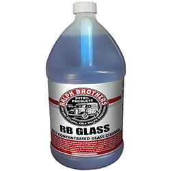 RB Glass 40:1 Concentrated Glass Cleaner - Gal.