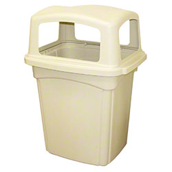 Continental Colossus™ Receptacle - 45 Gal., Four Openings