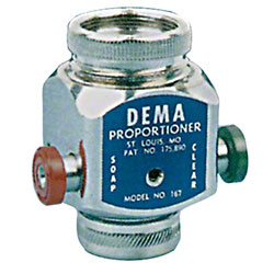 DEMA® Model 167 Faucet Mounted Proportioner