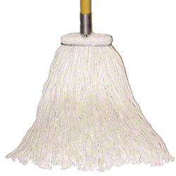 Golden Star® Sno-White Rayon Wet Mop - Standard 20 oz.