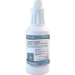 Hillyard Liquid Swabby® II Bowl Cleaner - Qt.