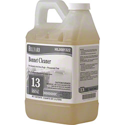 Hillyard Arsenal® #13 Bonnet Cleaner - 1/2 Gal.