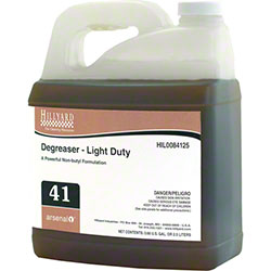 Hillyard Arsenal® 1 #41 Light Duty Degreaser - 2.5 L