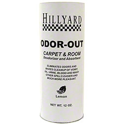 Hillyard Odor-Out Carpet & Room Deodorizer & Absorbent