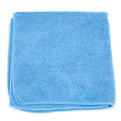 HOSPECO® Blue Microfiber Towel