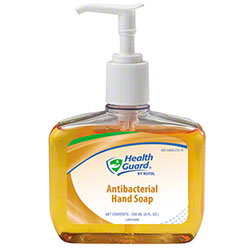 Health Guard® Antibacterial Hand Soap - 8 oz. w/Pump
