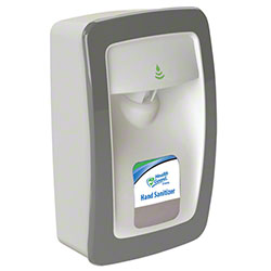 Designer Series No Touch Ez Foam® Soap Dispenser - White w/Gray Trim