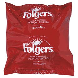 Folgers Filter Pack Reg 160/.9oz