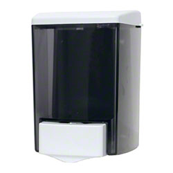 Palmer Manual Bulk Foam Dispenser - Dark Translucent