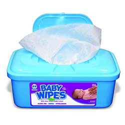 Royal Unscented Baby Wipes - 80 ct.