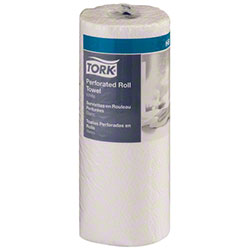 Tork® Perforated 2-Ply Roll Towel - 84 ct.