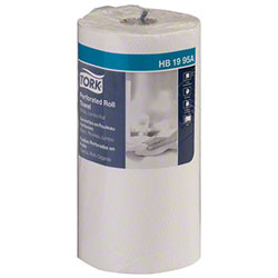 "Tork® Perforated Roll Towel - 11"" X 9"", White"