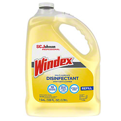 SCJP Windex® Multi-Surface Disinfectant Sanitizer Cleaner - 128 oz.
