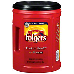 Folgers® Classic Roast® Caffeine Ground Coffee