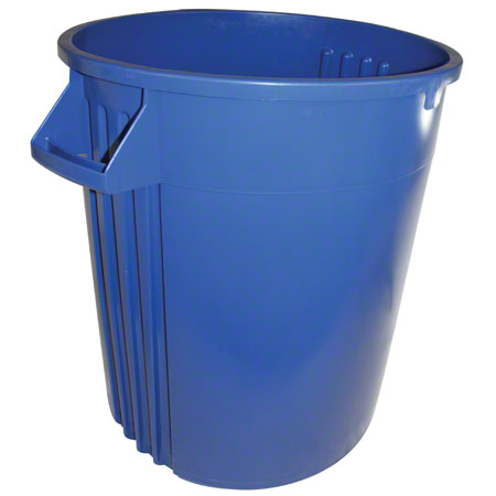 Impact® Advanced Gator™ Container - 44 Gal., Blue