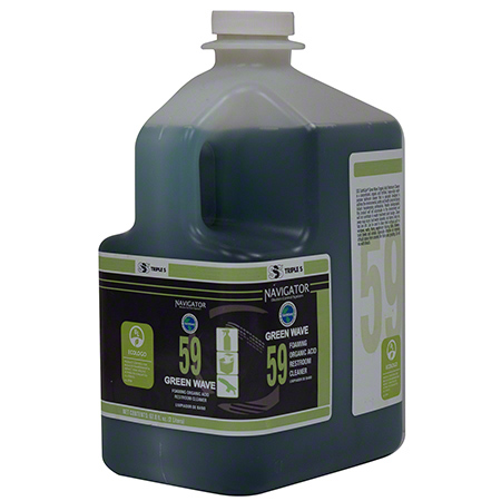 SSS® Navigator 59 Green Wave Organic Acid Restroom Cleaner