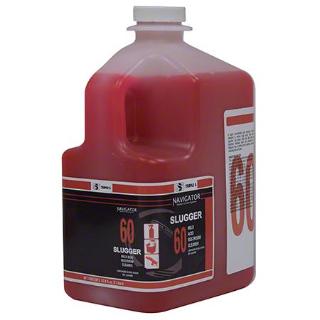 SSS® Navigator 60 Slugger Mild Acid Restroom Cleaner - 2 L