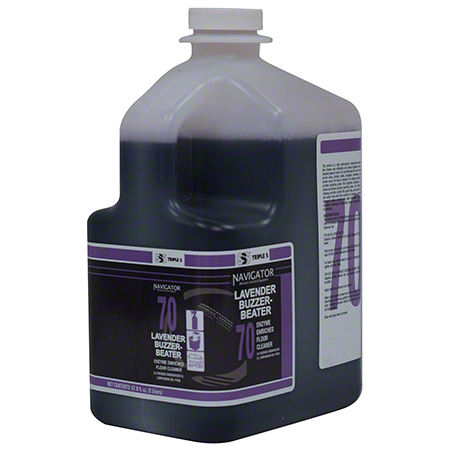 SSS® Navigator #70 Buzzer-Beater Enzyme Floor Cleaner - 2L