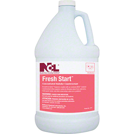 NCL® Fresh Start™ Concentrated Malodor Counteractant