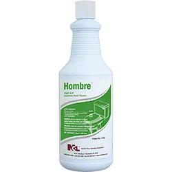 NCL® Hombre™ High Acid Emulsion Bowl Cleaner - 32 oz.