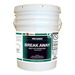 SSS® Break Away Heavy Duty Cleaner Degreaser - 5 Gal.