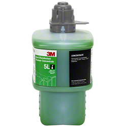 3M™ Twist 'n Fill™ 5L Quat Disinfectant - 2 L