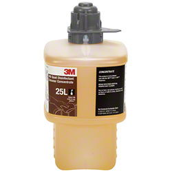 3M™ Twist 'n Fill™ 25L HB Quat Disinfectant - 2 L