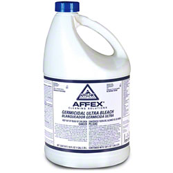 Affex Germicidal Ultra Bleach 6% - 128 oz.