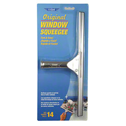 Ettore® Original Window Squeegee -14""