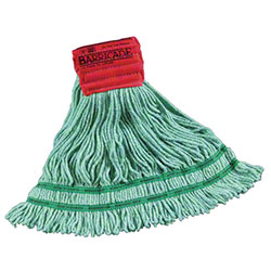 "Golden Star® Barricade™ Antimicrobial Wet Mop - 9"", MD"