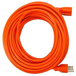 Master Electrician 100' Orange Extension Cord
