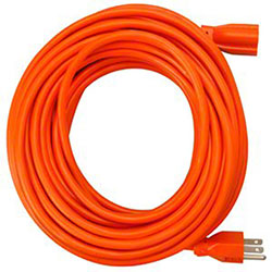Master Electrician 50' Orange Extension Cord