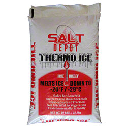 Salt Depot™ Thermo Ice Ice Melt - 50 lb. Bag