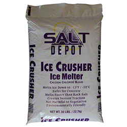 Salt Depot™ Ice Crusher Ice Melter - 50 lb. Bag