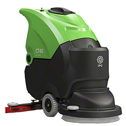 IPC Eagle CT40 Scrubber - Traction Dr w/Brush, 145AH,CH