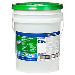 P&G Luster Professional Chlorine Sanitizer 7-62 - 5 Gal.