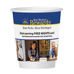 RDI Best Western 10 oz. Ripple Cup