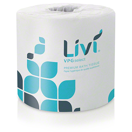 "Livi® VPG® Select Bath Tissue - 4.49"" x 3.98"""