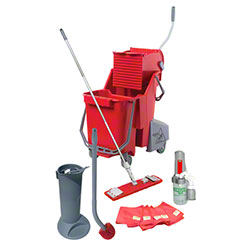 Unger® Pro Restroom Cleaning Kit