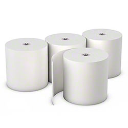 "AmerCare® Bond 1 Ply Paper Roll - 3"" x 165'"