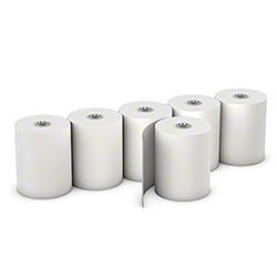 "Choice™ White Thermal POS Roll - 3 1/8"" x 230'"